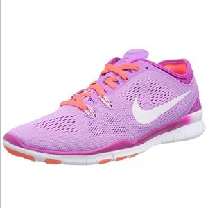 Nike Womens Free Breathe Trainers Running shoes